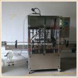 Pega alta calidad líquido de llenado de la máquina de llenado con bomba de engranajes