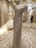 Нового замужества прибытия серые платья 2017 вечера