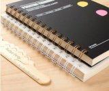 Cwh-520an Livro de exercícios Máquina de encadernação de fio duplo para novo livro