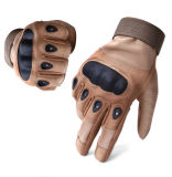 I militari completi della barretta dell'articolazione dura tattica dei guanti del Mens innestano