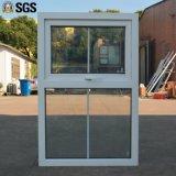 بيضاء لون [أوبفك] قطاع جانبيّ ظلة نافذة ضعف زجاج مع شبكة [ك02063]