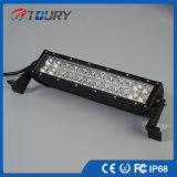 도로 72W 크리 사람 LED 일 표시등 막대 떨어져 4X4 트레일러