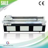 Impresora plana ULTRAVIOLETA publicitaria material rígida de alta velocidad de la hoja de aluminio