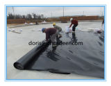 plastica liscia Geomembrane dell'HDPE di 0.8mm