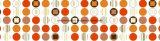 Pigment&Disperse Afgedrukte Stof 100%Polyester Hiyori voor de Reeks van het Beddegoed
