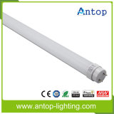Non Fliker LED Tube Light avec TUV / Ce RoHS 110lm / W