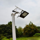 IP65 de waterdichte Openlucht ZonneSchijnwerper van de Sensor van de Nacht van het Lumen van de Schijnwerper 120LED van de Tuin Hoge