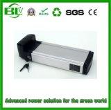 Pacchetto elettrico della batteria della bici della cremagliera della bici di litio della batteria dello Li-ione 48V 14ah della batteria elettrica posteriore della E-Bici