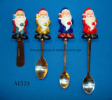 De Decoratieve Verspreider van Kerstmis met het Handvat van de Hars