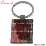 De hete Druk Keychain van het Embleem van de Douane van de Verkoop (LM1411)