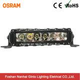 30W 7.6inch choisissent la barre d'éclairage LED d'Osram de rangée pour les véhicules tous terrains (GT3530-30W)