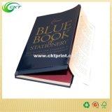 Boek met Jasje en Klep, Druk Noval met Met een laag bedekt Document (ckt-bk-746)
