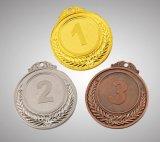 ムギの形の装飾との橋トーナメントのための2.55inch金メダル