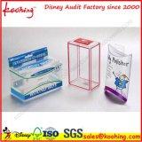 Freies kundenspezifisches Drucken-kosmetischer Plastikkasten