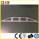 Galvanizado Truss Ledger / Doble Ledger / Travesaño para Ringlock Scaffolding