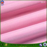 Tissu ignifuge imperméable à l'eau de rideau en arrêt total de tissu de taffetas de textile