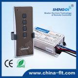 Interruptor teledirigido de 2 canales con Ce y RoHS