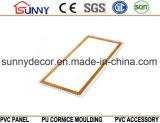 Laminage PVC Panneau PVC Plafond PVC Panneau mural Matériau imperméable à l'eau