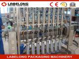 자동적인 기름 채우는 캡핑 밀봉 생산 라인