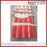 Chapa de aço revestida da cor inoxidável quente da venda para a telhadura