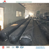 Am meisten benutzter aufblasbarer Gummiheizschlauch für Abzugskanal-Aufbau