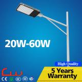 Straßenbeleuchtung der Leistungs-20W 30W 40W LED
