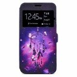 в черни PU штока или картины OEM красивейших кожаный/аргументы за Samsung J3 2017 крышки телефона печати Filp бумажника клетки