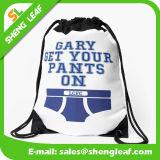 Modèle fait sur commande Sportbag de client de logo de sac de polyester