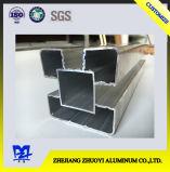 Profils en aluminium d'extrusion d'enduit de Poweder pour les composés en plastique en bois