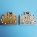 アラブ首長国連邦の勝利手の国旗デザインPinのバッジ