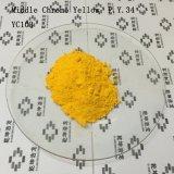Mittleres Chrom-Gelb-Pigment-Gelb 34