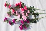 Silk künstliche Pfingstrose blüht gefälschte Blumen für Hochzeits-Ausgangsdekoration