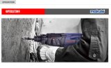 780W 24mm de Beste Roterende Hamer van de Prijs (HD002)