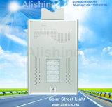 luz de rua solar Integrated completa ao ar livre do jardim do diodo emissor de luz 20watts