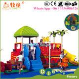 판매를 위한 싼 작은 플라스틱 옥외 Playsets, 유아를 위한 외부 Playsets