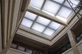 O PVC Sunshae das cortinas da casa de campo da casa de campo cega cortinas de rolo de Windows do banco