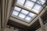 PVC Sunshae шторок виллы деревенского дома ослепляет шторки ролика Windows крена