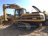 Excavador usado de /Cat 320bl 325bl 330b del excavador de la correa eslabonada de la oruga 330bl