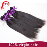 Jungfrau Remy brasilianisches Haar-seidige gerades Haar-Webart 100%