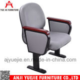 움직일 수 있는 강철 소성 물질 회의실 의자 Yj1001g