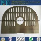 Personnalisé gravant des plaques d'acier inoxydable