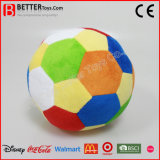 Het kleurrijke Pluche Gevulde Stuk speelgoed van de Voetbal voor Kinderen/Jonge geitjes/Ventilators