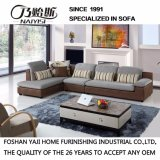 Софа самомоднейшей конструкции секционная с тканью ткани высокого качества защитной для комнаты Furniture-Fb1121 кровати гостиницы