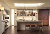 Module en bois neuf personnalisé de PVC de Module de cuisine de modèle