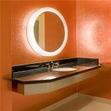 ETL a reconnu le miroir lumineux par DEL éclairé à contre-jour électrique de salle de bains