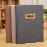 고품질 문구용품 또는 사무용품 두꺼운 표지의 책 노트북