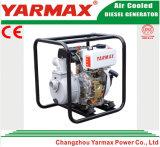 Yarmax 6kw 6.5kw Genset Diesel silencioso super com Ce ISO9001