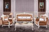 O sofá ajusta o sofá de madeira grande moderno do sofá da sala de visitas (UL-NS238)