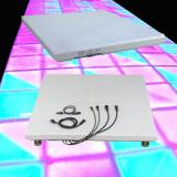 LEIDEN Dance Floor voor de Partij van de Disco van de Staaf van de Club van het Stadium (hl-00Y)