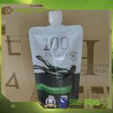 ベビーフードの包装のための液体の口の袋
